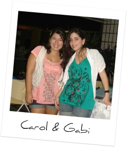 Carol & Gabi