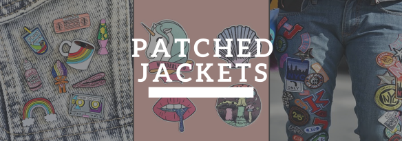 Patched jackets